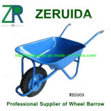Egypt Market Popular Model Galvanized Tray Wheelbarrow Wb5009
