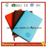 Paper Notebook with Leather & Cloth Cover