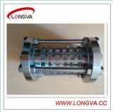 Sight Glass with Stainless Steel Protective Net