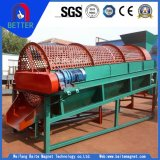 Sh Block Proof Rotating Drum Filter/Trommel Screen /Drum Screening Machine for Power Plant/Crushing Plant/Garbage Sorting Line/Waste Management Type Waste Recyc