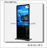 46 Inch LED Digital Signage Floor Standing Digital Signage Indoor LED Kiosk