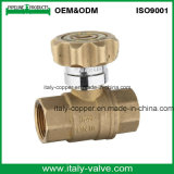 Lockable Brass Forged Ball Valve (AV10059)
