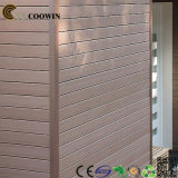 Brown Color WPC Composite Wall Cladding