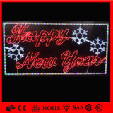 LED Lighted Letters for Merry Christmas Letters Decoration Light