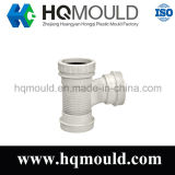 Plastic Tee Mould with Same Diametre