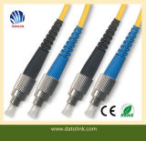 Fibre Optic Patch Cable Leads FC Upc-FC Upc Sm Duplex
