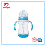 250ml Wide Mouth Milk Feeding Bottle for Baby