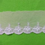 Cotton Wedding Embroidery Lace Trim (C08)