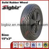 Good Quality 15 Inch Rubber Wheel for Wheelbarrow