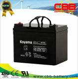 12V 33ah AGM Battery Sealed Rechargeable Battery for Wheelchair