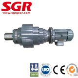 Straight 3 Stage Planetary Gearbox