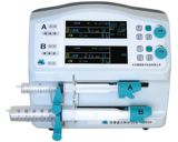 CE Approved Medical Infusion Pump/Dual Channels Syringe Pump/Cheap Syringe Pump