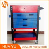 Auto Parts Hand Tool Mobile 4 Drawers High Quality Garage Tool Cabinet with Drawers