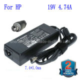 High Quality for HP 19V 4.74A 90W Big Pin Adapter Charger