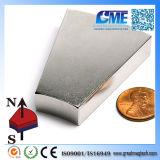 Or203.2xir101.6xh12.7mm High Quality NdFeB Arc Magnet
