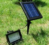 48LEDs 4W Waterproof Solar LED Flood Light with CE
