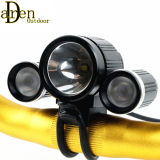 Waterproof 1800lm CREE Xm-L T6 LED Head Front Bicycle Lamp Bike Tail Light Torch