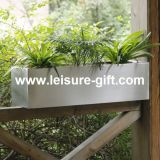 Outdoor Stainless Steel Window Box (FO-9012)