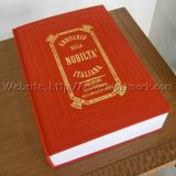 High Quality Hardbound Book