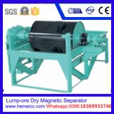 Lump-Ore Dry Magnetic Separator Lean Ore Waste Rock Sand Clay-1012