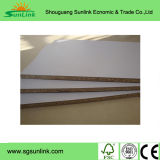 Two Side Laminated Melamine Particle Board, Decorative Wood Board