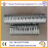 Prestressed Galvanized Corrugated Metal Duct Post-Tensioning System