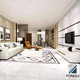 Elegant Six Different Patterns Polishing Glazed Tile