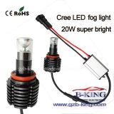 11-28V DC 20 Watts 1000lm CREE LED Fog Lamp
