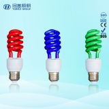 Energy Saving Bulb 40W Half Spiral Nice Color Compact Fluorescent Lamp