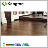 Flat Walnut Surface Laminate Wood Flooring (Laminate wood flooring)