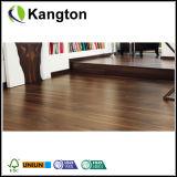 Flat Walnut Surface Laminate Wood Flooring (Laminate wood flooring)