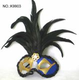 Feather Mask K9903
