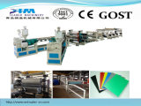 PE/PP/Pet Sheet Extrusion Making Machine Plastic Sheet Machine
