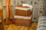 Handmade Eco Wicker Storage Basket (BC-ST1004)