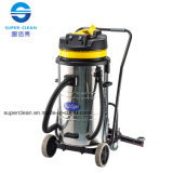80L Stainless Steel Wet and Dry Vacuum Cleaner (HL80-2W)