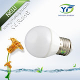 85-265V 3W 4W G45 Plastic Lighting with RoHS CE