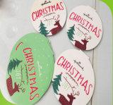 Digital Printing Vinyl Wall Decal for Christmas Dcoration