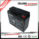 12V 15ah Rechargeable Lead Acid Battery