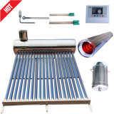 Solar Energy Vacuum Tube Water Heater System (Solar Collector)