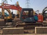 Secondhand Hydraulic Excavators Hitachi Ex120-2