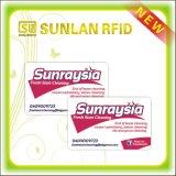 Sunlanrfid PVC Membership Card Magnetic Stripe Card