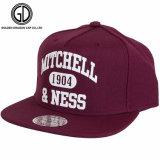 OEM Printed Logo Basketball Hat Fashion Headwear Snapback Cap