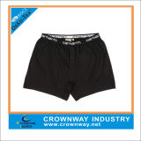 Custom Elastic Boxer Shorts Men Underwear Booty Shorts