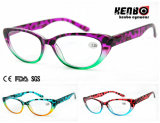 Hot Sale Fashion Reading Glasses for Lady, CE, FDA, Kr5119