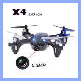 0.3MP Camera Drone X4 Quadcopter RC Vs Hubsan X4 H107c 4CH 2.4G Remote Control Toys RC Helicopter