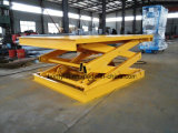 Customized Stationary Hydraulic Stationary Scissor Lift Table for Sale