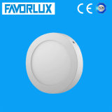 6W LED Surface Mounted Round Panel Ceiling Light