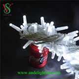 White LED String Lights for Outdoor Christmas Tree Decorations