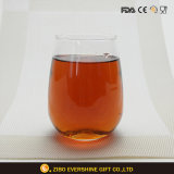 Clear Wine Glass Egg Cup for Drinking