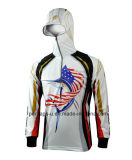 Custom Fishing Hoodies with Sublimation Printing